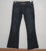 """U B Jeans Low Ride Flare Womens Size 29 Juniors (Inseam 32"""") in Yorkville, Illinois"""